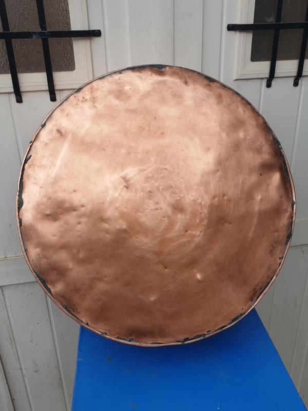 décapage cuivre et laiton