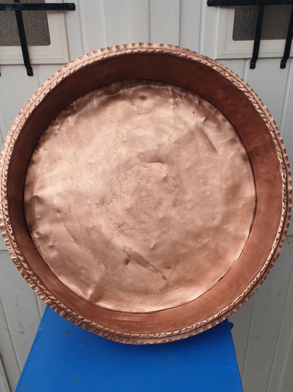 décapage cuivre